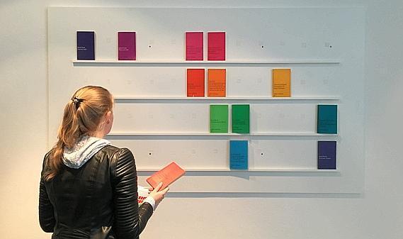 ausstellung oldenburg wo bald ein regenbogen leuchten soll. Black Bedroom Furniture Sets. Home Design Ideas