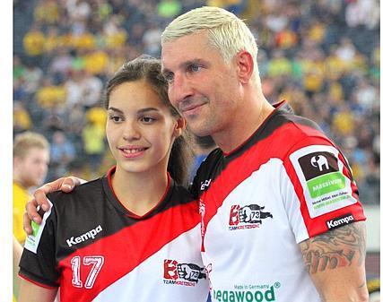 super popular 3b1e7 22f2d Lucie-Marie Kretzschmar - der jüngste Spross der Handball ...