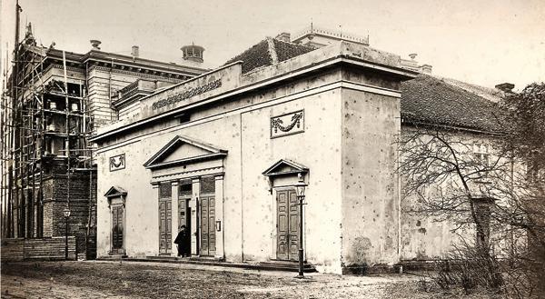 oldenburg 1879 oldenburg als das theater eine bretterbude war. Black Bedroom Furniture Sets. Home Design Ideas