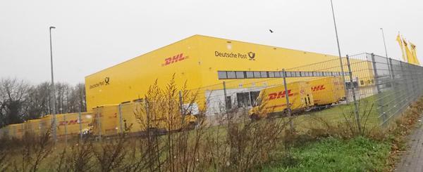 Warnstreik oldenburg 12 500 pakete blieben im depot liegen for Depot oldenburg