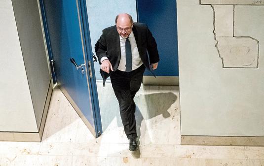 SPD-Chef Martin Schulz erwägt neues Koalitionsmodell für eine GroKo