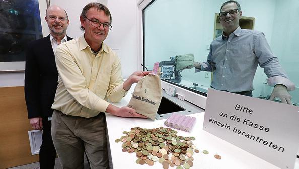 Parte del 1,2 millones de monedas