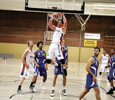 basketball halbzeit