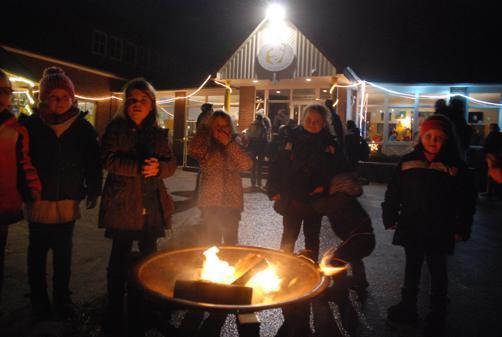 Klettergerüst Reck : Spende tettens: zu weihnachten ein