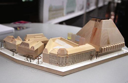 architekten wettbewerb bremen von pyramiden g rten und gassen. Black Bedroom Furniture Sets. Home Design Ideas
