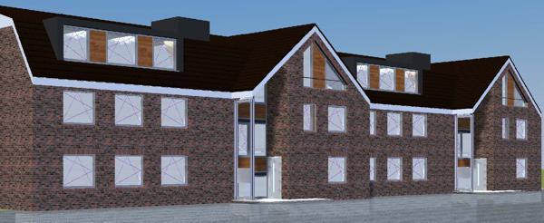 Sozialer Wohnungsbau Jever Hannover Anfang 2019 Soll Wohnhaus