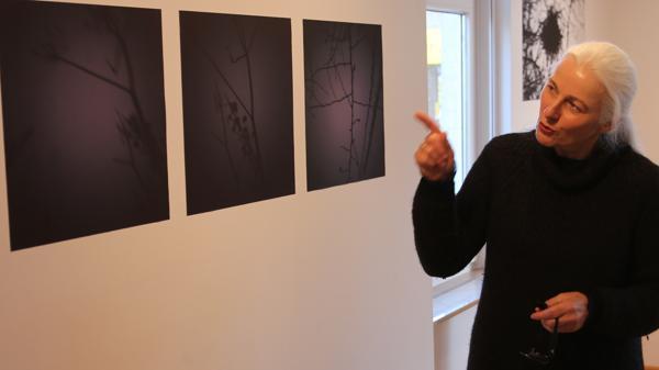 Ausstellung ganderkesee experimente mit historischen kameras for Christine henke