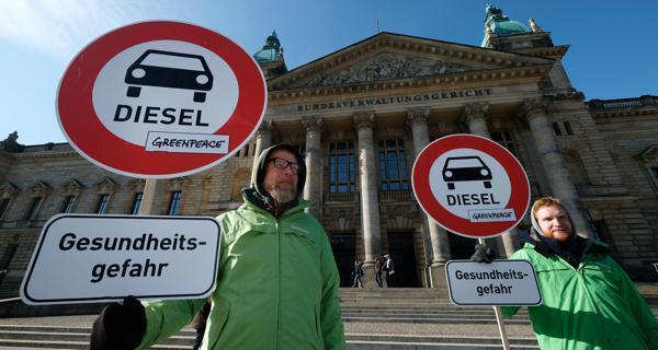 Stickoxide Wenn Diesel Nicht Mehr Fahren