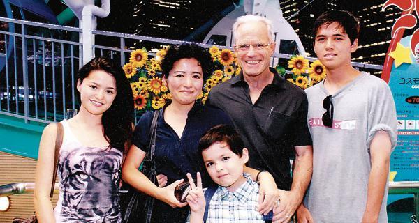 peter alexander familie