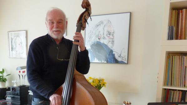 Turbo Jazzmusiker Charly Ahlers Im Porträt Oldenburg: Ein Leben mit XR33