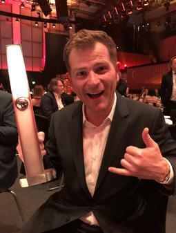 Oliver Krupp, Echo-Gewinner (Foto: privat)