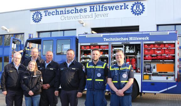 Zivil- und Katastrophenschutz Jever: Neuer Schwerpunkt ...