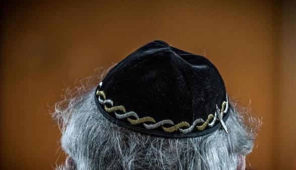 Hintergrund Zu Jüdischen Kopfbedeckungen Kippa Kappl Oder Yarmulke