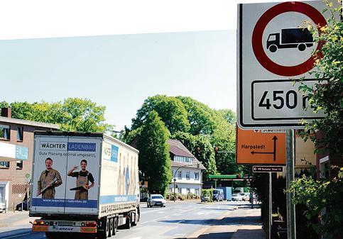 Verkehr Wildeshausen: Neue Schilder sorgen für mehr Ruhe