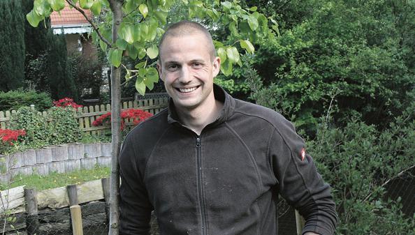 Sebastian Ibbeken Mit Lief Un Seel Landschaftsgärtner