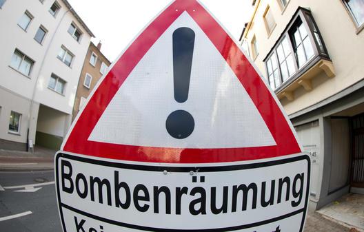 Evakuierung am Freitag: Blindgänger in Delmenhorst entdeckt
