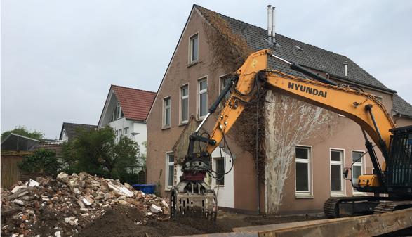 Denkmal In Oldenburg Donnerschwee Teilabriss Ohne Genehmigung
