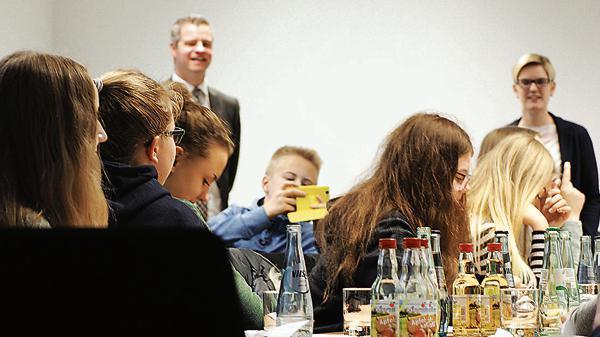 Planspiel Börse Schüler Zähmen Aktien Bullen