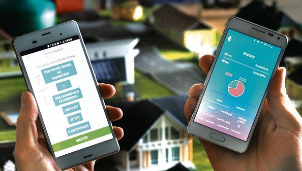 regionale aussteller auf der cebit von der mobilit ts app. Black Bedroom Furniture Sets. Home Design Ideas
