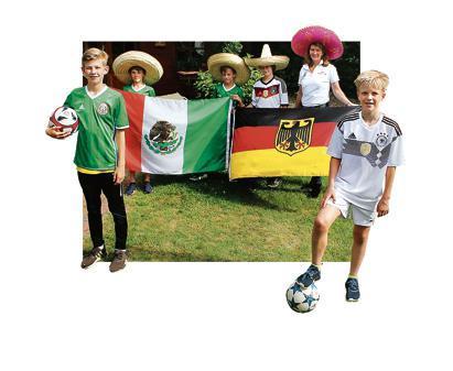 22b621bf29dac Fußball-Wm Wildeshausen  Hier schlägt ein Herz für zwei Länder