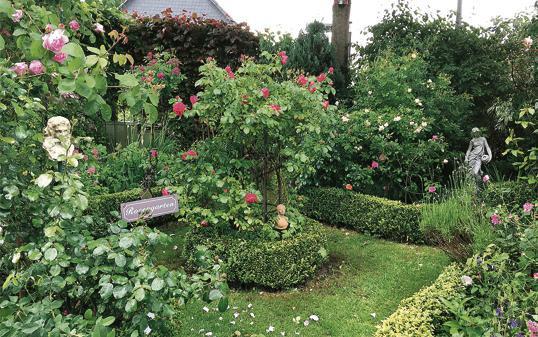 Offene Gärten Elsfleth Elsflethneuenfelde Hereinspaziert Hier