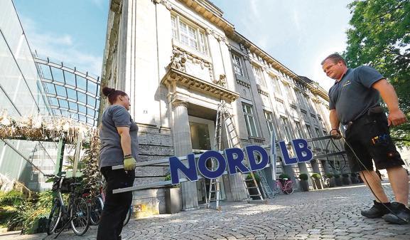 Gebäude In Oldenburg Und Bremen Aus Blb Wird Nordlb Jetzt