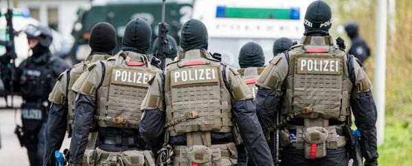 Musterpolizeigesetz