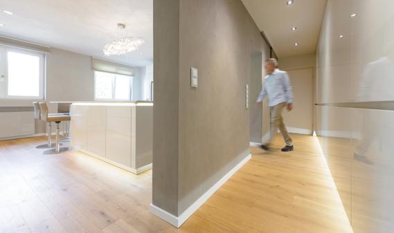 Fußboden Verlegen Verschnitt ~ Parkett und laminat verlegen gelingt mit u eklicku c