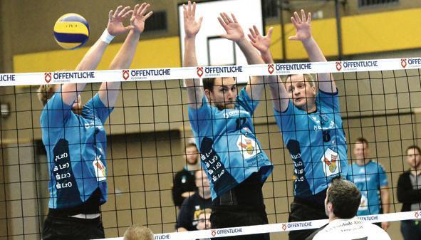 Volleyball Bad Zwischenahn: Klassiker spornt Busch-Team an