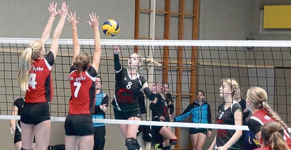 Volleyball westerstede westerstede verteilt geschenke - Volleyball geschenke ...
