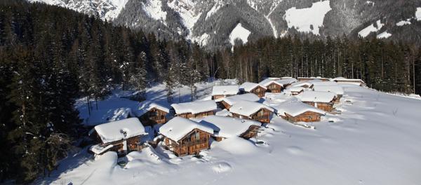 Österreich: Viel Holz und moderne Alpenromantik