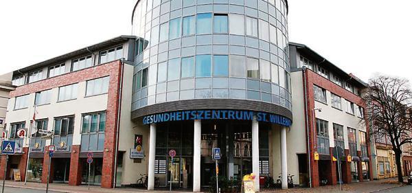 b529a2b1578e1c Klinikübernahme in Wilhelmshaven  Das Gesundheitszentrum St. Willehad war  ein Teil des von der Staatsanwaltschaft untersuchten Gesamtprojektes.