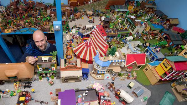 mehr als nur ein hobby lehrer bastelt playmobil dioramen
