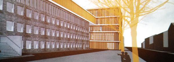 Stadtentwicklung In Nordenham Entwurfe Fur Neue Rathaus Architektur