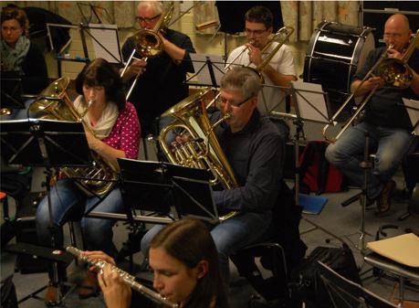 Weihnachtslieder Blasorchester.Blasorchester Rodenkirchen Von Sebastian Bach Bis Forrest Gump
