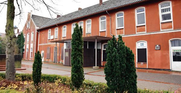 Stadtentwicklung In Nordenham Bahnhof Bleibt In Der Engeren Wahl