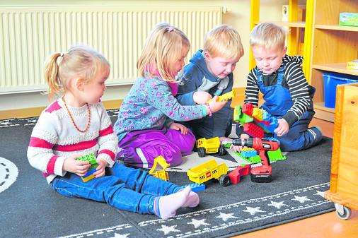 fb8de4f7d104b3 Gender Im Kindergarten In Friesoythe: Typisch Mädchen, typisch Junge ...