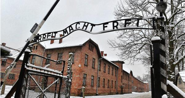 Holocaust Gedenktag Furchtbarster Ort Der Geschichte