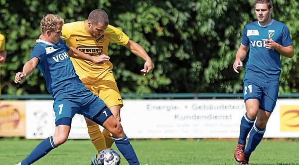 Fussball Landesliga Bevern Emden Sv Bevern Lasst In Uberzahl
