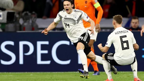 Dank Schulz Deutschland Schlagt Holland