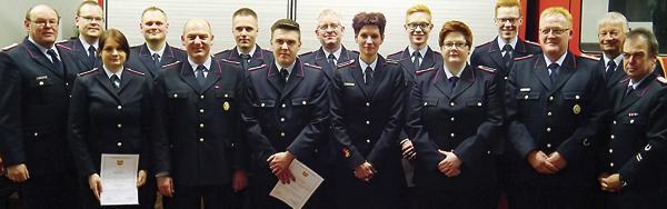 Jahreshauptversammlung - Verflogenen Fallschirmspringer gerettet