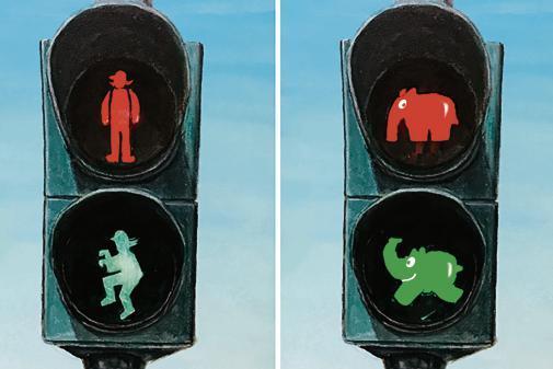 Verkehrszeichen Grünes Licht Für Otto Ampeln In Emden