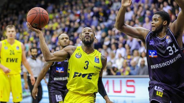 Letztens Hauptrundenspiel In Bbl: Baskets treffen auf