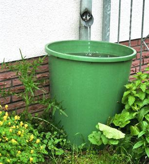 Geliebte Regentonnen: Wasser im Garten sammeln #LQ_69