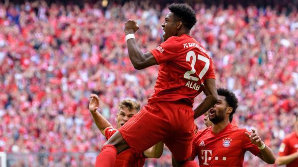 Fussball Bundesliga Bayern Munchen Ist Zum 29 Mal Deutscher