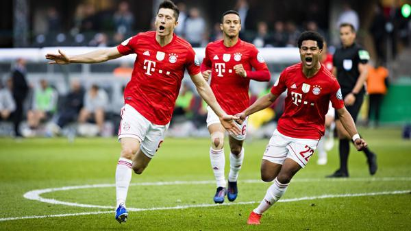 Bayern Leipzig Dfb