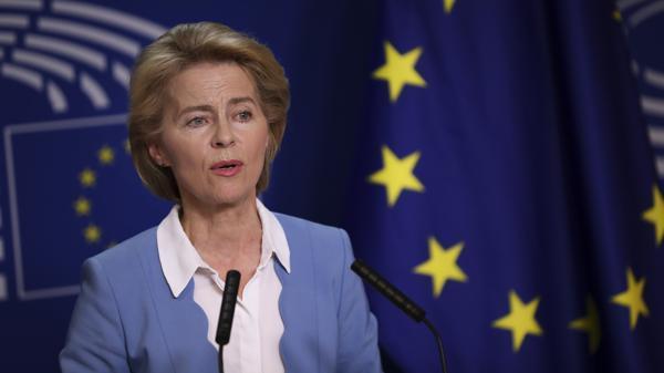 Von der Leyen neue EU-Kommissionschefin