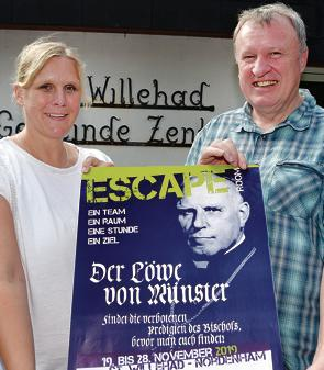 escape room spiel münster