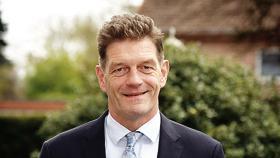 Christoph Reents Bürgermeister-Kandidat