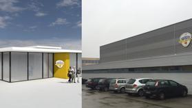 Thumbnail for Neue Räume 2017 Fertig: Oldenburger Baskets bauen Clubhaus